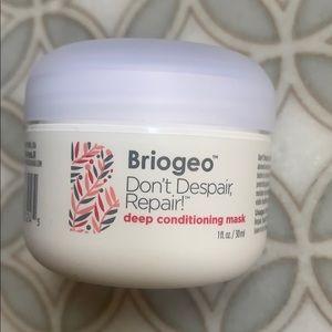 5/$25 Briogeo Don't Despair Repair Travel Size